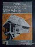 Zona Etnografica Meses - Ioan Augustin Goia ,544560