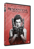 Resident Evil: Capitolul Final / Resident Evil: The Final Chapter (Character Cover Collection) - DVD Mania Film