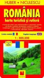 Cumpara ieftin România. Hartă turistică şi rutieră