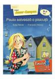Paula salveaza o pisicuta