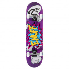 Skateboard Enuff Pow 2 Mini Purple 29,5x7,25""