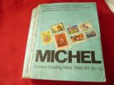 Catalog Michel - Europa de Vest 1992-1993 ( fara Germania) litere A-L ,1452pag