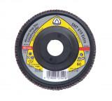 Disc Lamelar Frontal Klingspor Diametru 115mm, Granulatie 60