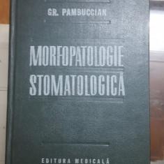Gr. Pambuccian,Morfopatologie stomatologică, București 1987