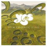 Yes Symphonic Live In Amsterdam 2001 Ltd. Ed. LP (vinyl+cd)