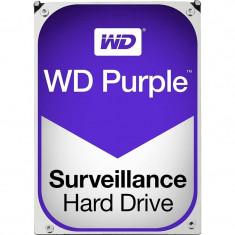 HDD intern 3.5, 8TB, PURPLE, SATA3, IntelliPower (5400rpm), 256MB, Surveillance HDD