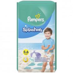 Scutece Pampers Splash 5, pentru apa, 10 bucati