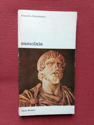 Alexandru Busuioceanu - Zamolxis foto