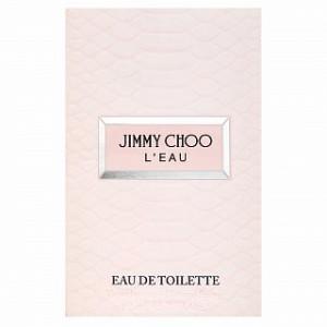 Jimmy Choo Jimmy Choo L'Eau Eau de Toilette pentru femei 60 ml