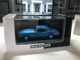 Macheta Chevrolet Camaro - 1969  - WHITE BOX scara 1:43