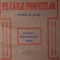 PE CAILE PROFETILOR - ATUNCI SI ACUM - - I . CHIRU - NANOV