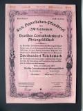 Titlu De Stat Obligatiune Germania-1937-200-Reichsmark