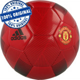 Minge fotbal Adidas Manchester United - minge originala, 4, Teren sintetic