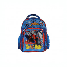 Ghiozdan clasa 0 Spiderman Marvel albastru SMN14253