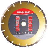 Disc diamantat segmentat super dur Proline, 115 mm