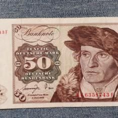 50 Mark 1977 Germania RFG, marci germane