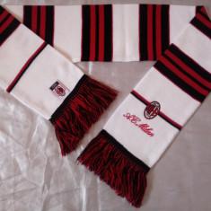 Fular barscarf AC Milan. Produs oficial!