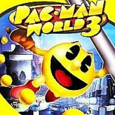 PAC - MAN World 3  - Gamecube [Second hand], Board games, 3+, Multiplayer