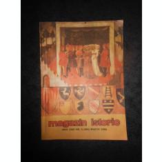 REVISTA MAGAZIN ISTORIC (Martie, 1989)