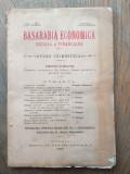 "BASARABIA ECONOMICA , nr 2/1923 / articol ""Situatia omorurilor,accidentelor..."""