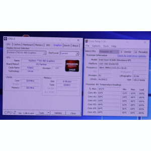 GAMING PC W3680 6c/12th 3886 MHz,12 GB RAM,SSD 240,HDD 500,RX 480,WIN 10 PRO
