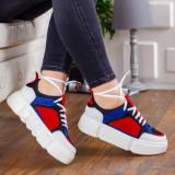 Pantofi sport Moduri rosii -rl