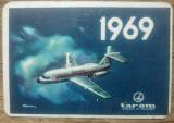Calendar TAROM 1969