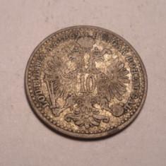 10 Kreuzer 1869