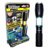 Lanterna tactica Led Tac Light Elite Pro cu 5 moduri luminare