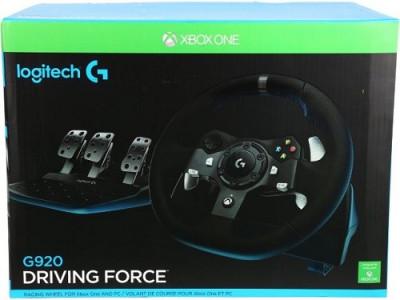 Volan LOGITECH Driving Force G920 Xbox One / PC foto