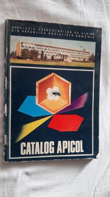 CATALOG APICOL - V. Harnaj - Asociatia Crescatorilor de Albine foto
