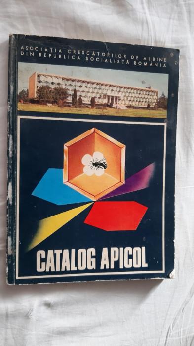 CATALOG APICOL - V. Harnaj - Asociatia Crescatorilor de Albine