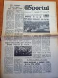 sportul 24 mai 1984-art. derby-urile dinamo-steaua intre trecut si viitor