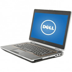 Laptop Dell Latitude E6420, Intel Core i7 Gen 2 2620 2.7 GHz, 4 GB DDR3, 500 GB HDD SATA, DVDRW, WI-FI, WebCam, Placa Video nVIDIA NVS 4200M, 1 GB