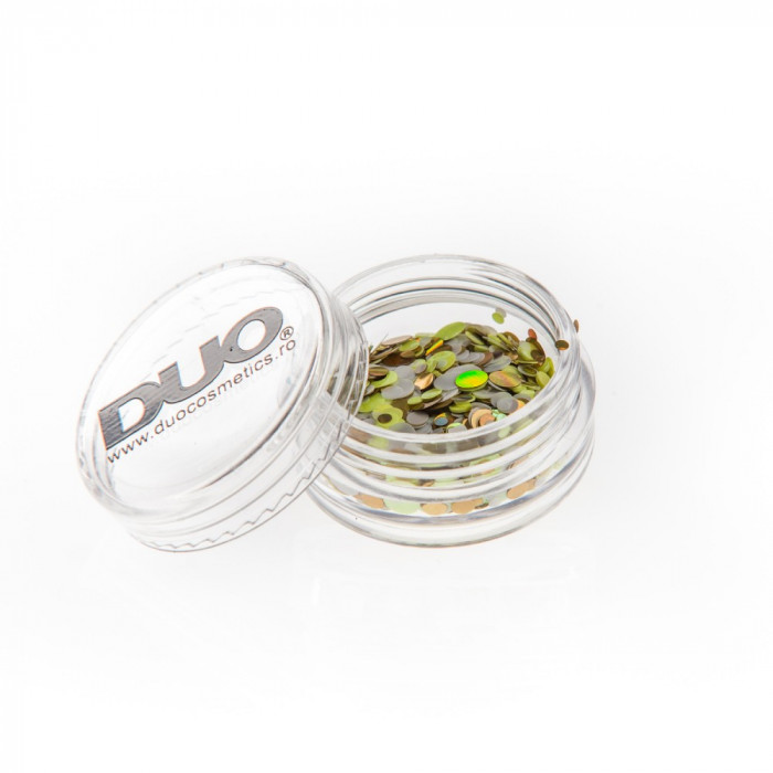 Confetti bulina Auriu Mix