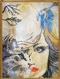 Goblen Alegoria din colecția Luc Genot
