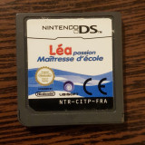 Joc Nintendo Imagine teacher (Maitresse d'ecole) pentru console DS DSi lite XL
