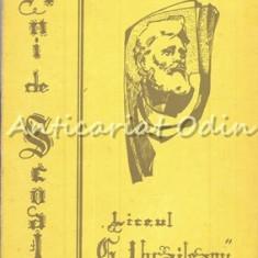 Garabet Ibraileanu. Ani De Scoala. Nr. 12-13/1974 - Georgeta Norocea