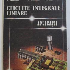 CIRCUITE INTEGRATE LINIARE - APLICATII de M. CIUGUDEAN ...A. FILIP , 1986
