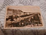 Turnu Severin - Vederea parcului și str. Vestei, Circulata, Fotografie