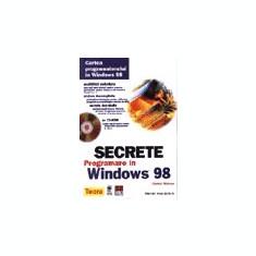 Secrete Programare in Windows 98