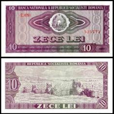 Romania 1966 - 10 lei UNC
