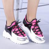 Pantofi sport dama Diana fuchsia