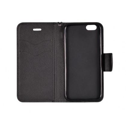 Husa Flip Fancy Samsung N950 Galaxy Note 8 Negru