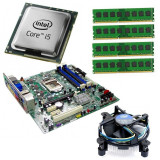 Kit Placa de baza Acer Q65H2-AM, Intel Core i5-2500 3.3GHz, 8GB DDR3, Cooler...