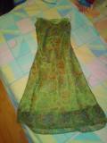 "ROCHITA DE VARA, FIRMA ,, YESSICA "" , marimea 38, Verde"