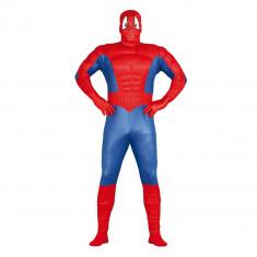 Costum SpiderMan , marime M 48-50 - PartyMag