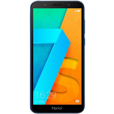 Honor 7S Dual Sim 16GB LTE 4G Albastru foto
