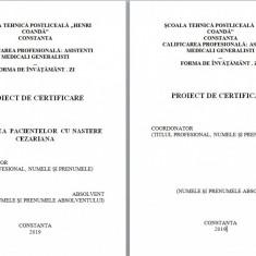 LUCRARE DE LICENTA AMG – INGRIJIREA PACIENTELOR CU OPERATIE CEZARIANA (2)