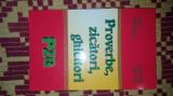 Proverbe zicatori ghicitori an 2008./135pagini- ilie baranga